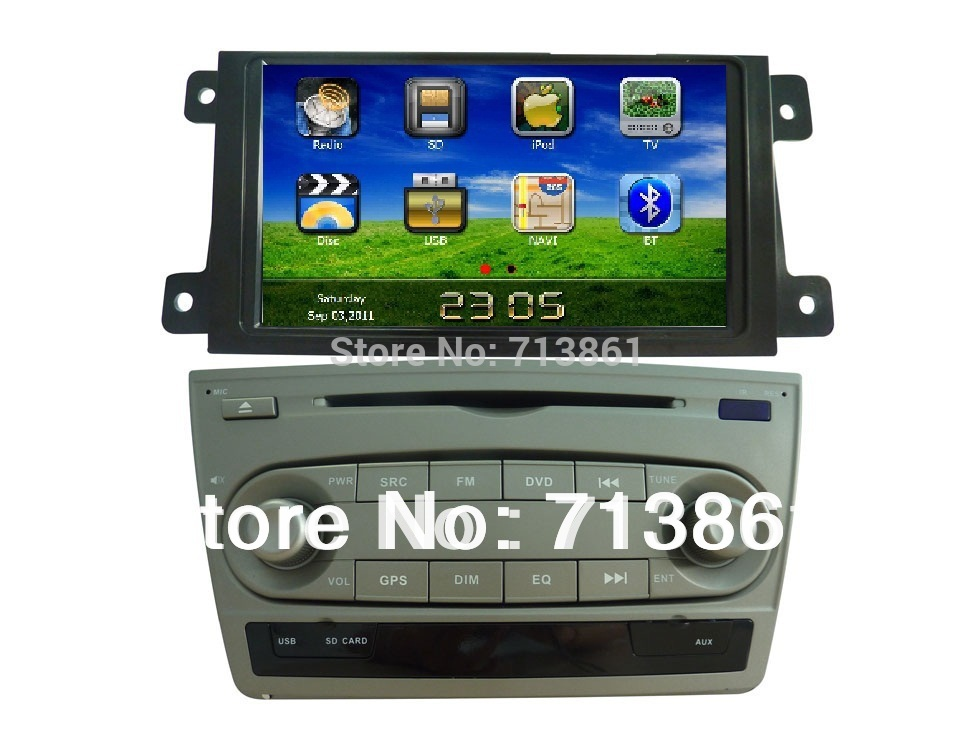 6.2&quot; Great Wall Voleex C30 2Din car dvd player,GPS,wince 6.0,2zone,free map,BT,TV,phonebook,RDS,radio,Russian,English,portuguese(China (Mainland))