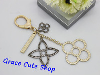 Fashion Bag Charms Keychains Bag Accessories Free Shipping 5A Quality Original Package(Dust Bag ,Gift Box With Logo) #L113