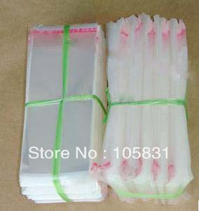 Free Shipping Cheap cell phone pouch accessories retail packaging bag clear plastic 7*17cm wholesale 500pcs/lot