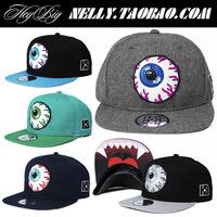 Mishka lovers snapback back button adjustable baseball cap hat