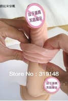 New penis enlargement long rough lengthening condom sleeve delay sets large phallus set free shipping