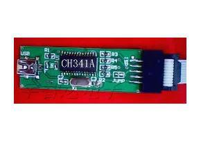 HOT SALE!! 1pc Isp 51/AVR download manager line S52 download cable USBASP usbisp CH341A(China (Mainland))