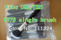 Free DHL/EMS (30pcs/lot) Professional187# Makeup single Brush+free shipping ems/dhl+high quality