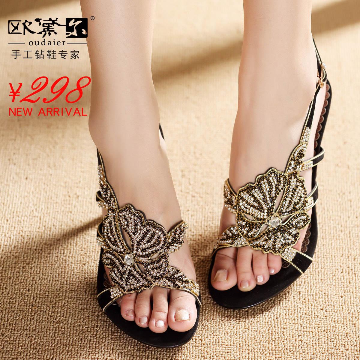صنادل رائعة 2013-sandals-elegant