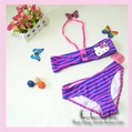 2013 New Hello Kitty Swimsuit Girls Beachwear Children's Swimwear Free Shipping
