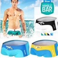1pcs mens sexy swimwear for man  swimming wear sea trunks