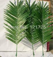artificial coconut palm leaves,home decoration,artificial silk flower,artificial plants