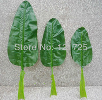 artificial banana leaves,home decoration,artificial silk flower,artificial plants natural touch