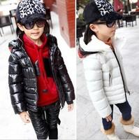 2014 children's clothing child waterproof thermal child cotton-padded jacket windproof baby cotton-padded jacket princess ZJ999