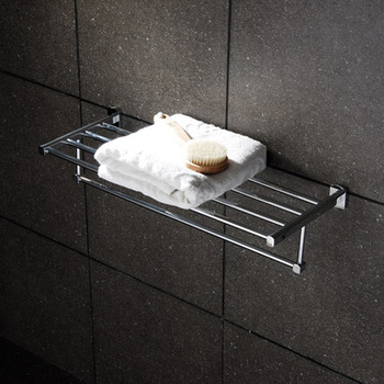 Copper towel rack bathroom shelf bathroom hardware copper
