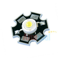 10PCS X 3W White180lm  High Power ExtraBright LED 15000K