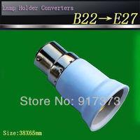Lamp Holder Converter 38X65mm B22 to E27