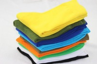 Free shipping 20Pcs=10Pairs=1lot male socks man sports socks pure color cotton socks  socks wholesale