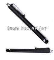 5pcs /lots  hot sale Stylus Touch Pen for Pad  Phone Tablet PC, Smartphone Black color