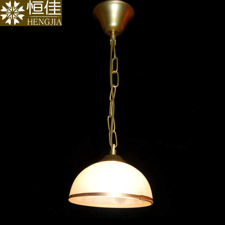Fashion single head small pendant light simple european stair lamp long circle pendant light bar lamp lamps(China (Mainland))