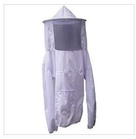 BEE SUIT Protective Suit Jacket Veil Smock Equipment Bee keeping