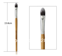 Free Shipping New Makeup Brush Bamboo Handle Concealer Brush Sixplus