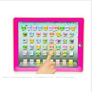 Free Shipping 2013 New Arrival English Language Children Kids Learning Machine Educational Toys Plenty of stock