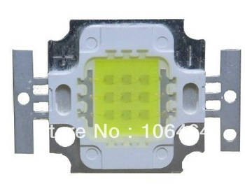 10W  Royal blue led chip 445-455nm  LED High Power LED 400LM 9V-12V 900mA  Lamp Bulb for fish tank project Directly from factory