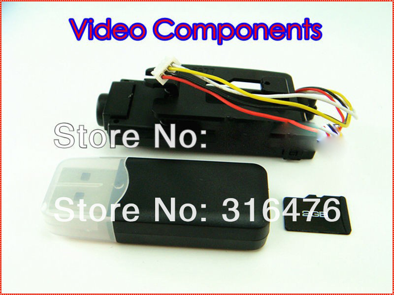 WLtoys V959-16 Camera Chip Set / Video Components Spare Parts For V959,V969,V979 4 Axis UFO Quadcopter + Free Shipping(China (Mainland))