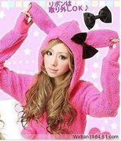 Vivi rabbit outerwear