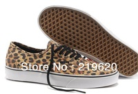 HOT Selling Newest Leopard Sneakers 2013 Fashion Men/Women's Casual Leopard Canvas Shoes Sport Leisure shoes wholesale,Free ship