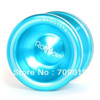 DHL EMS Free shipping Wholesale the butterfly magic yoyo metal yoyos sale,T6 Advanced Aluminum professional yoyo 20 pcs/lot