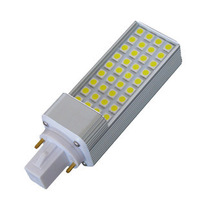 7W 36pcs SMD5050 LED horizontal lightsCorn Light Bulb Energy Saving Lamp 85-265V 220V Cool/ Warm White