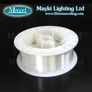 Plastic optical fiber for lighting+Free shipping