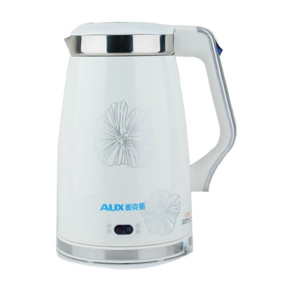 Electric heating kettle hot water pot aux ochs aux-15a20 anti-hot insulation(China (Mainland))