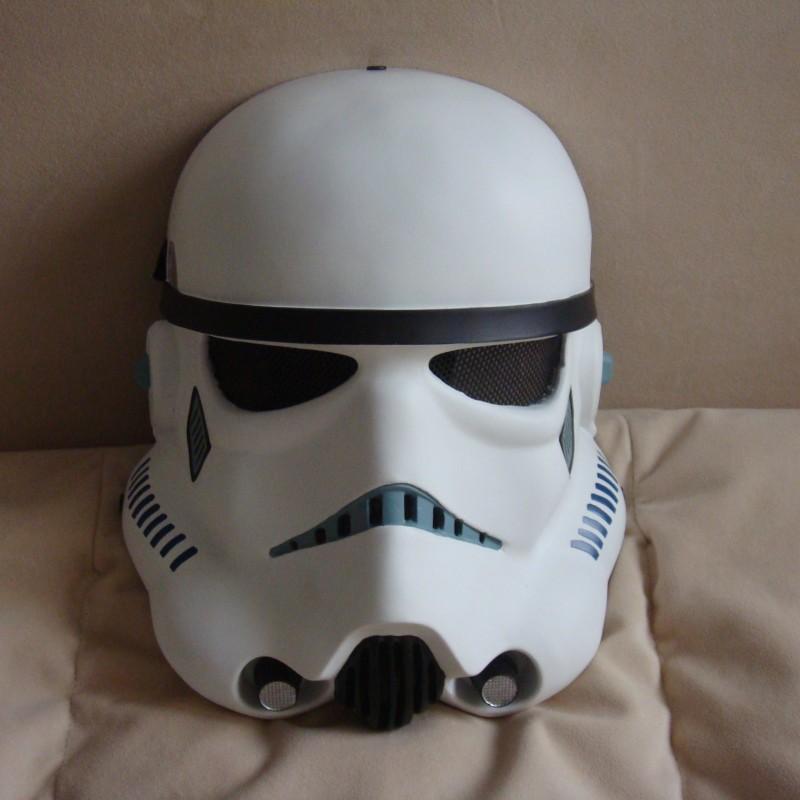 Star Wars White Mask White Model Star Wars Mask