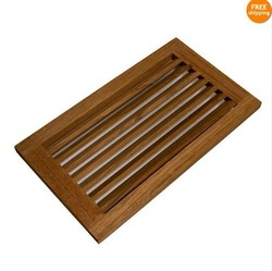 8 x 16 Inch White Oak Cold Air Return Wood Vent Register New(China (Mainland))