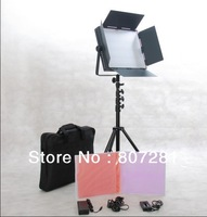 Free Bag 900 LED Video Studio Light Continuous Photo Panel Broadcast Lighting
