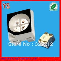 High lumen top quality 3528 rgb smd diode epistar chips (China manufacture)