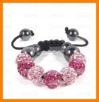 Free  Shipping  Fashion Childrens Lovely  Cute   Jewelry Shambala  Bracelet   Adjustable Size  SHBY-7202
