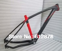 "Free shipping MTB frame /carbon bike frame 29er  with size 17.5'/19""/21' wholesales!"