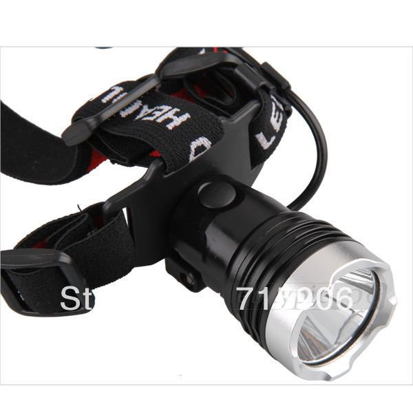 CREE XM-L T6 LED Flashlight Headlamp Head Light Lamp 1000Lm 3 Modes(China (Mainland))