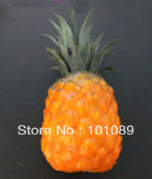 Free shipping plastic fruits pineapple