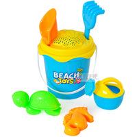 Summer beach swimming toys set child beach toy beach bucket 7 piece set 9005 0.3