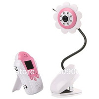 Night Vision Kit - 1.5 inch TFT LCD 2.4 Ghz Wireless Baby Monitor