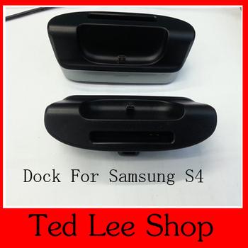 For samsung galaxy s4 dock USB Sync Data Charger Dock Cradle Station For Samsung Galaxy S4 Free Shipping 1PCS/lot