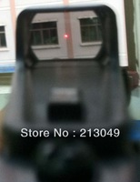 Free shipping Wide View Airgun Red Dot Sight rifle Scope w 10mm Weaver Rail Mounts Hot sale!