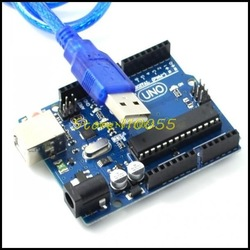 Best prices !!! UNO R3 MEGA328P ATMEGA16U2 for Arduino Compatible Free Shipping Dropshipping(China (Mainland))