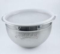 Stainless steel egg 304 bowl basin salad bowl salad bowl mixing bowl cake pots