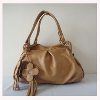 A0079(khaki),luxury women's bag,top quality handbag,33 x 23cm,PU+ornament,4 different colors,two function,Free shipping!