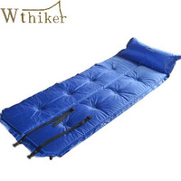 Automatic inflatable cushion moisture-proof pad outdoor picnic rug camping air mat tent air cushion thickening