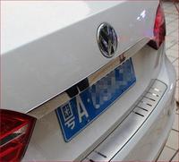 Stainless Steel Rear Trunk Lid Chrome fit for VW Jetta 6 MK6 Sedan 2011 2012 2013
