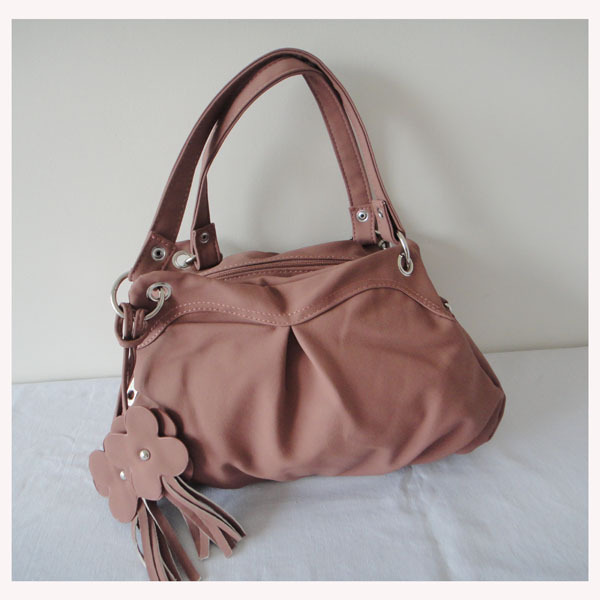A0079(brown),luxury women's bag,messenger bag,33 x 23cm,PU+ornament,4 different colors,two function,Free shipping!(China (Mainland))