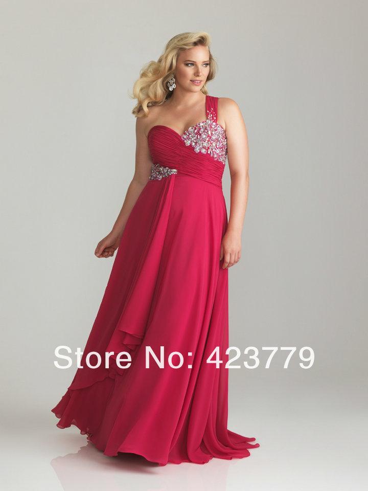 elegant prom dresses 2013 plus size