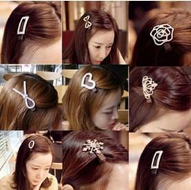Min.order is $10 (mix order)Korean version of the bow Crown Shui-liang Liu folder
